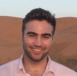 Josh Nevin, PhD researcher